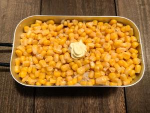 禁断のバター醤油!メスティンでコーンの炊き込みご飯の作り方!